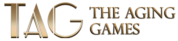 The Aging Games logo