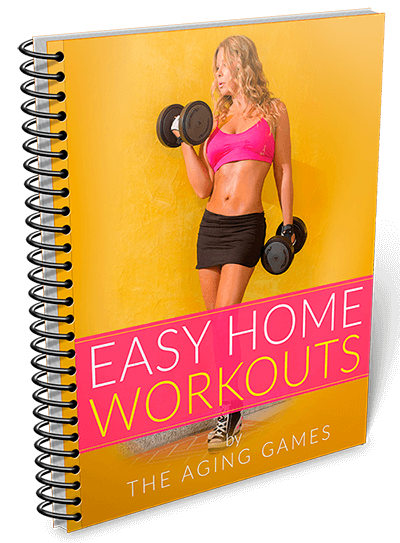 The Aging Games Easy Home Workouts